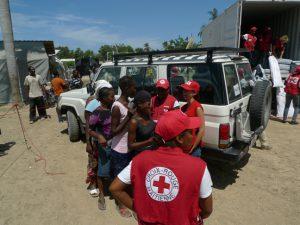 Deutsches Rotes Kreuz, Rotes Kreuz, Haiti, Vorsorgemaßnahmen, Schutzmaßnahmen, Katastrophenschutz