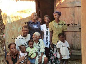 Die Großfamilie von Yaya