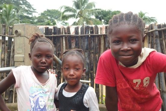 Die junge Generation Liberias