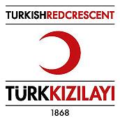 Logo des Türkischen Roten Halbmonds