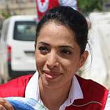 DRK-Botschafterin Zohre Esmaeli