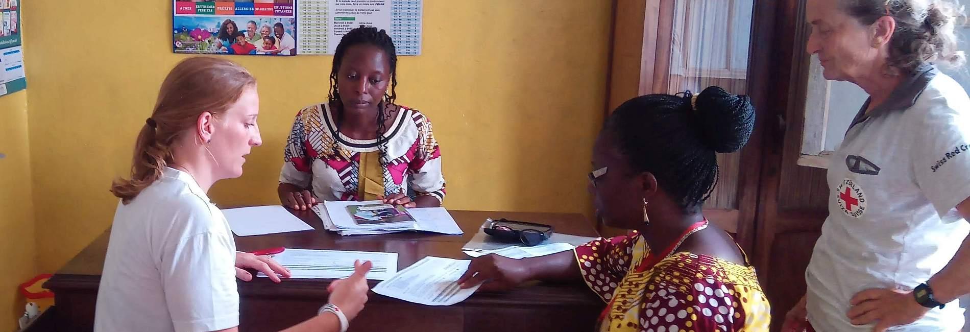Gemeinsam gegen Ebola im Kongo