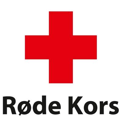 Grafik: Logo des Dänischen Roten Kreuzes