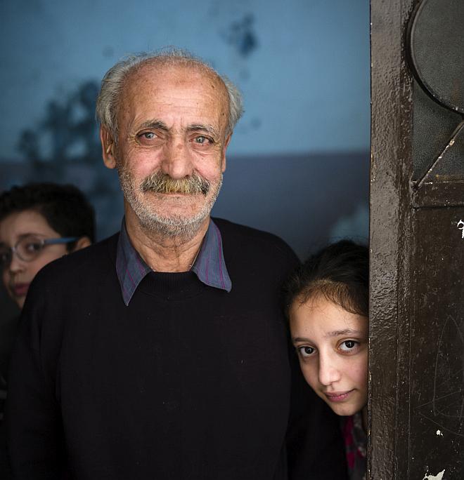 Ahmad und seine Kinder