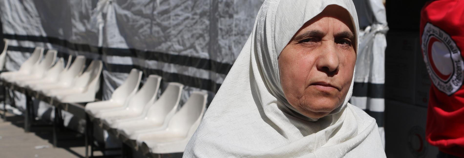 Hygienekits für Bedürftige in Damaskus