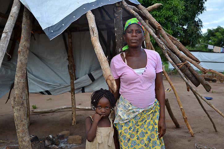 Foto: Betroffene von Idai