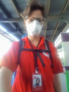 COVID-19 in the Philippines: Red Cross outfit