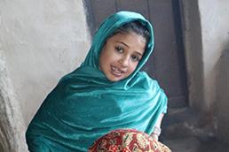 Foto: Pakistanisches Mädchen