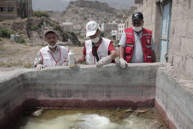 Jemen: Erst hatten sie Angst und dachten, wir...