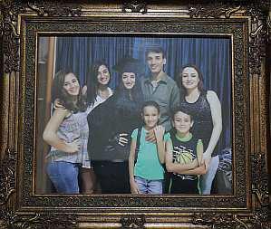Ranias Familie